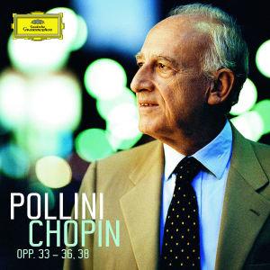 Chopin Op. 33 - 36, 38