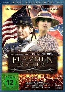 Flammen im Sturm