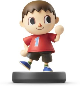 amiibo Smash Villager