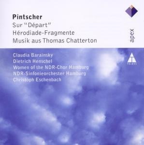 Sur Depart/Herodiade-Fragmente/Thomas Chatterton