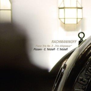 Klaviertrio 2-Trio Elegiaque op.9