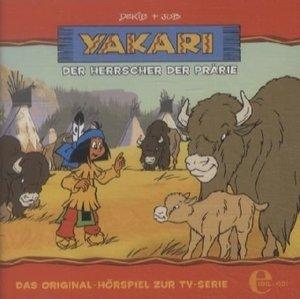 """Yakari 12 """"Der Herrscher der Prärie"""""""