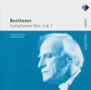 Sinfonien 5+7