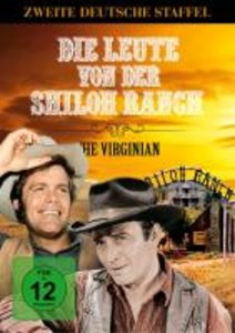 Die Leute von der Shiloh Ranch-2.Staffel (DVD)