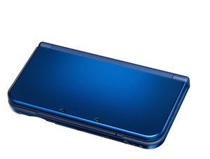 Nintendo New 3DS XL Konsole - Metallic Blau