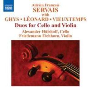 Duos Für Cello Und Violine