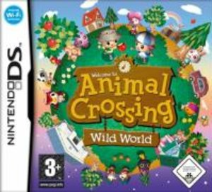Animal Crossing: Wild World. Nintendo DS