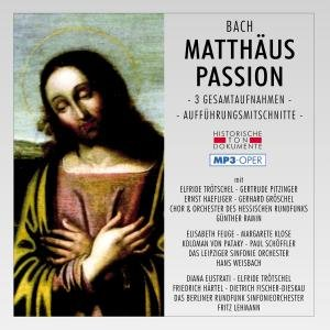 Matthäus Passion (GA)-MP3 Oper (3 Ga)