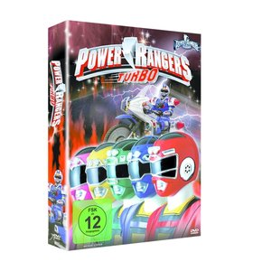 Power Rangers-Turbo (Die Komplette Serie)