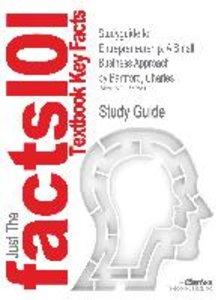 Studyguide for Entrepreneurship
