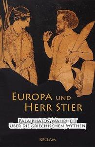 Europa und Herr Stier