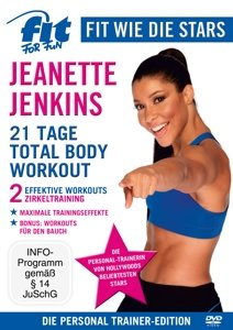 Fit for Fun - Fit Wie Die Stars - Jeanette Jenkins - 21 Tage Tot