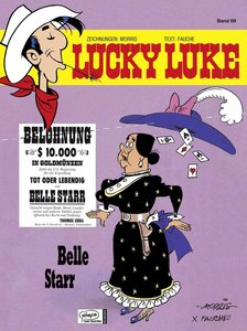 Lucky Luke (Bd. 69). Belle Star