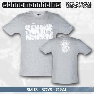 Söhne Mannheims (Grau,M)