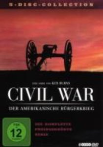 Civil War - Der amerikanische Bürgerkrieg (Amaray-Version)