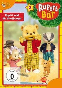 Rupert Bär 2/DVD