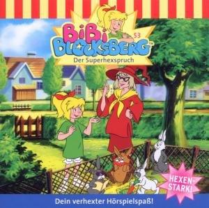 Bibi Blocksberg 53. Der Superhexspruch. CD