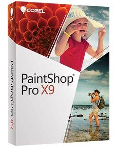 Corel PaintShop Pro X9. Für Windows 7/8/8.1/10