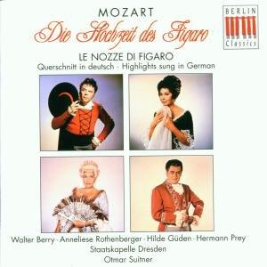 Die Hochzeit Des Figaro (QS/Deutsch)