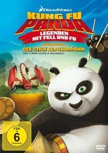 Kung Fu Panda - Legenden mit Fell und Fu: Der Stich der Skorpion