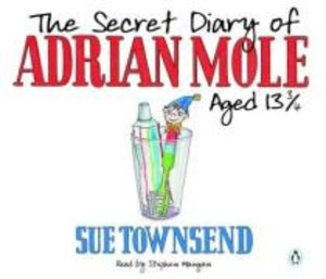 The Secret Diary of Adrian Mole Aged 13 3/4. 3 CDs