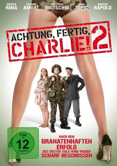 Achtung,fertig,Charlie II (DVD) - zum Schließen ins Bild klicken
