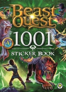 1001 Sticker Book