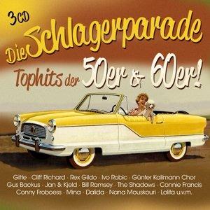 Die Schlagerparade-Top Hits der 50er & 60er