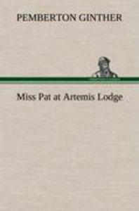 Miss Pat at Artemis Lodge