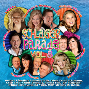Schlager Parade Vol.8