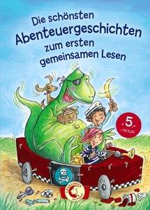 Leselöwen - Das Original - Die schönsten Abenteuergeschichten zu