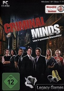 Legacy Games: Criminal Minds (Wimmelbild Abenteuer)