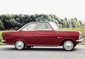 Opel Fahrzeug-Chronik 02: 1952 - 1990