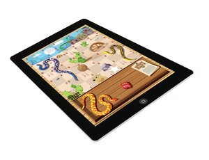 iPawn - Snakes & Ladders / Leiterspiel