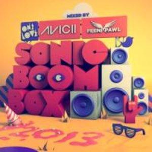 Sonic Boom Box 2013