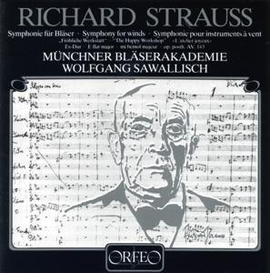 """Sinfonie für Bläser Es-Dur/""""Fröhliche Werkstatt"""""""