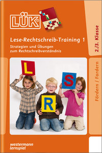 LÜK Lese-Rechtschreibtraining 1