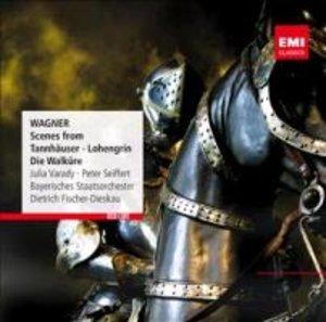 Grosse Wagner-Szenen Aus Tannhäuser/Lohengri