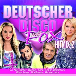 Deutscher Disco Fox Hitmix 2