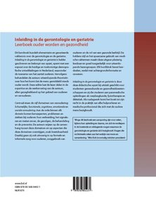 Inleiding in de gerontologie en geriatrie