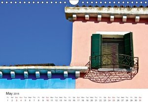 Shadow On The Wall Italy 2015 (Wall Calendar 2015 DIN A4 Landsca