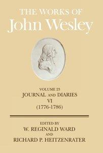 The Works of John Wesley Volume 23
