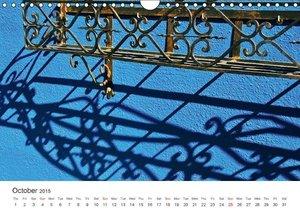 Shadow On The Wall Italy 2015 (Wall Calendar 2015 DIN A4 Landsca