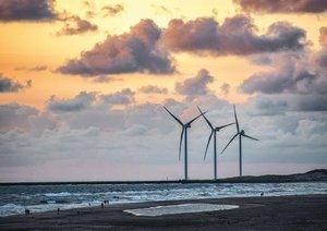 Wasser Wind Sand und Sonne (Posterbuch DIN A3 quer)