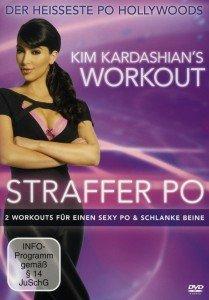 Kim Kardashian's Workout-Straffer Po