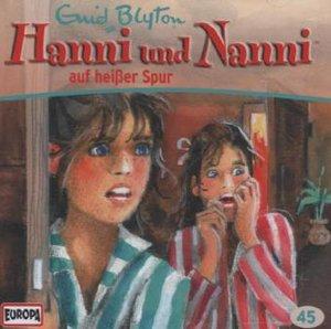 Hanni und Nanni 45 ...auf heißer Spur