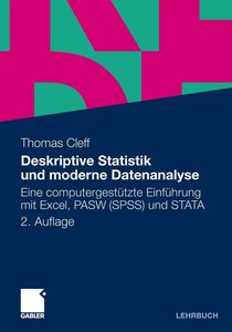 Cleff, T: Deskriptive Statistik und moderne Datenanalyse