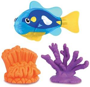 Robo Fish + 2 Korallen
