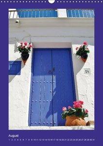Türen und Portale (Wandkalender immerwährend DIN A3 hoch)