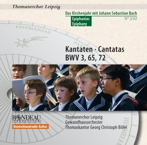 Kantaten BWV 3,65+72